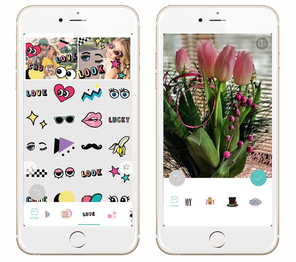 aplikacje do edycji zdjec w telefonie candy cam