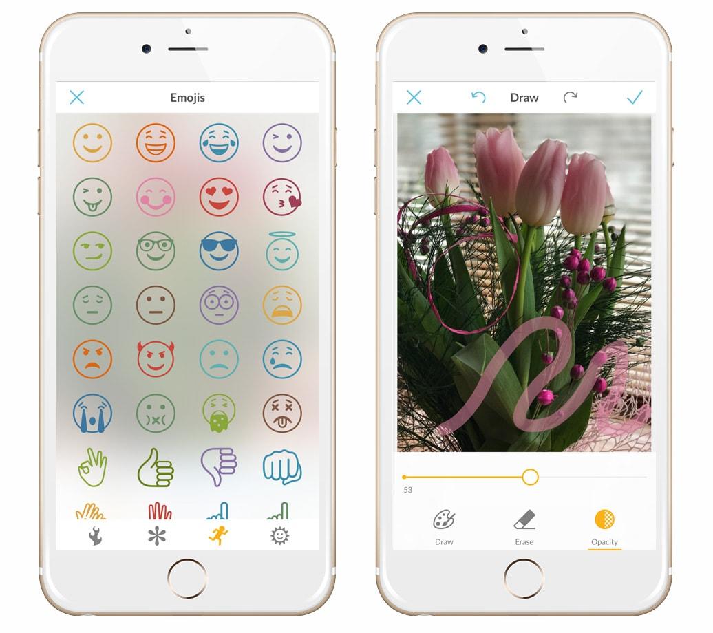 aplikacje do edycji zdjec w telefonie pickmonkey
