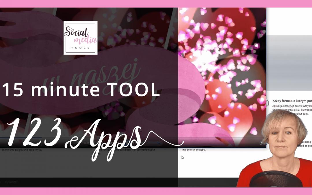 123 Apps – prosta edycja wideo, audio, pdf