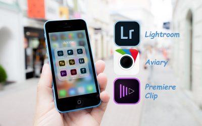 Aplikacje do obróbki zdjęć i wideo Adobe cz.2