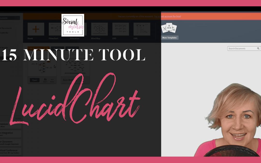 LucidChart – wizualizacja procesów i schematów, tworzenie map myśli
