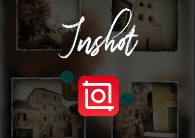 Aplikacja Inshot zdjęcia