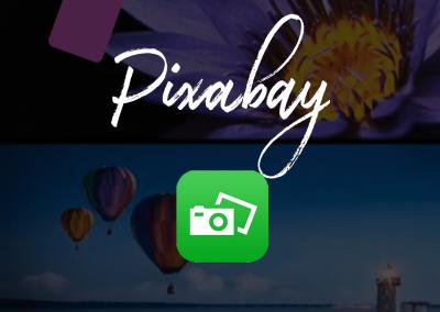 Aplikacja Pixabay