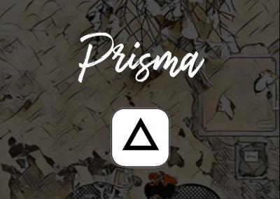 Aplikacja Prisma