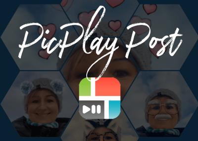 Aplikacja PicPlay Post