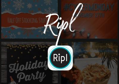 Aplikacja Ripl