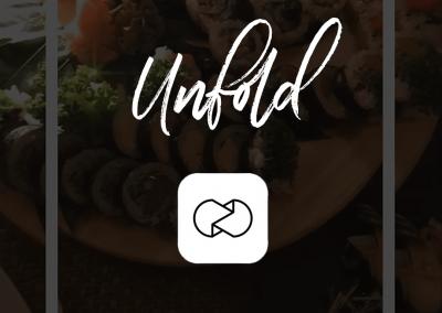 Aplikacja Unfold