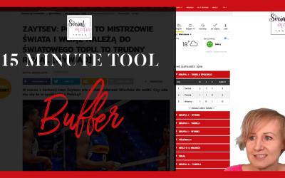 Buffer – darmowe narzędzie do planowania postów w social media